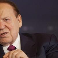 Para Adelson el juego debe permitirse sólo en los casinos físicos
