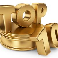 El Top Ten de Mayo