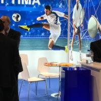 OPTIMA, embajadora de España en el Betting on Football 2018