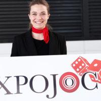 La web de EXPOJOC también en inglés