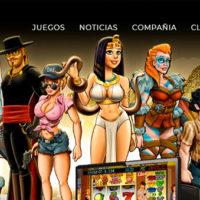 MGA Games estrena nueva web